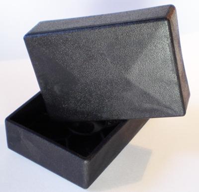 Contera rectangular para exterior en pl stico tienda eguia for Baules plastico para exterior